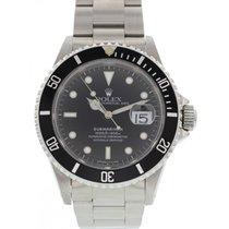 Rolex Men's Rolex Submariner Date SS 16610 W/ Box &...