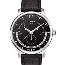 Tissot Herrenuhr Tradition Perpetual Calendar, T063.637.16.057.00