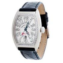 Franck Muller Conquistador Automatic Women's Watch Steel...