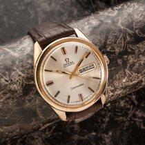Omega Seamaster Vintage dress watch 9 ct gold