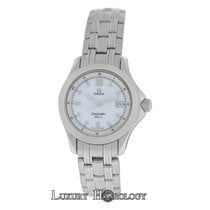 Omega Authentic Ladies   Seamaster 120M Stainless Steel Date 28MM