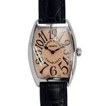 Franck Muller New  Master Of Complication Stainless Steel Pink...