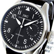 IWC Big Pilot Iw500901 46 Mm Schaffhausen 5009 Iw5009-01 500901