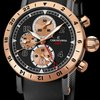Chronoswiss TIMEMASTER CHRONOGRAPH GMT - 100 % NEW