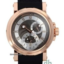 Breguet マリーンGMT Marine GMT Dual Time