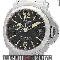 Panerai Luminor Collection Luminor GMT 44mm Stainless Steel K...