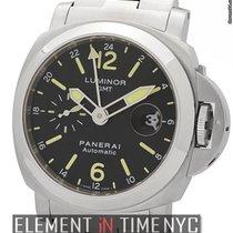 Panerai Luminor Collection Luminor GMT 44mm Stainless Steel K...