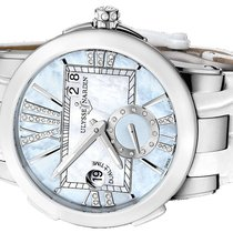 Ulysse Nardin Executive Dual Time Lady Diamonds