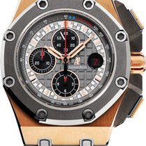 Audemars Piguet Royal Oak Offshore Schumacher 18k Rose Gold...