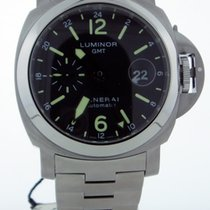 Panerai Luminor GMT PAM00297 Steel Automatic