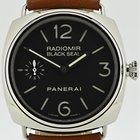 Panerai Radiomir Black Seal PAM 183 ungetragen