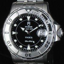 Tudor Hydronaut Prince Date Tiger Steel Automatic