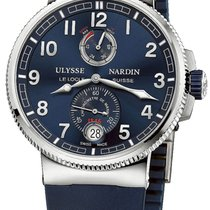 Ulysse Nardin Marine Chronometer Manufacture 43mm 1183-126-3/63