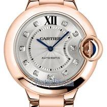 Cartier Ballon Bleu 33mm we902062