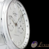 Glashütte Original Senator Chronograph XL Edelstahl