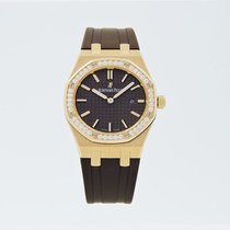 Audemars Piguet 67651OR.ZZ.D080CA.01 Ladies' Royal Oak...