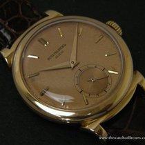 Patek Philippe : Very Fine & Rare Calatrava Pink Gold...