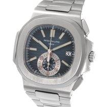 Patek Philippe Nautilus Date Chronograph Stainless Steel 40MM