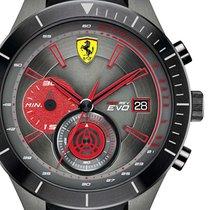 Scuderia Ferrari 0830341 Red Red Evo Chronograph Herren 50mm 5ATM