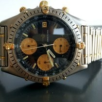 Breitling 81950 Chronomat Stahl Gold Automatic steel/Gold...