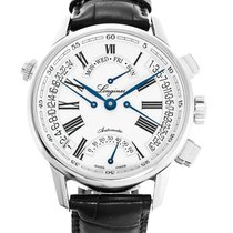Longines Watch Longines Heritage Retrograde L4.797.4.71.2