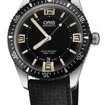 Oris Divers Men's Watch 01 733 7707 4064-07 4 20 18