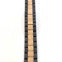 真力时 (Zenith) Defy Extreme  Armband Bracelet Black Rosé Pink