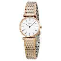 Longines La Grande Classique White Dial Two-tone Ladies Watch...