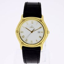 Ebel Classic Wave 18K Yellow Gold