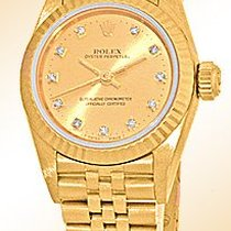 """Rolex """"Oyster Perpetual Non-Date""""."""
