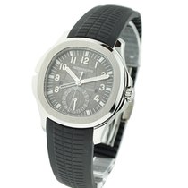 Patek Philippe 5164A-001 Aquanaut Ref 5164A-001 Travel Time in...