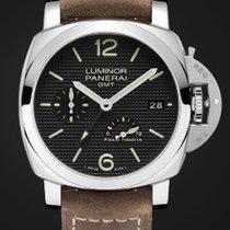 Panerai LUMINOR 1950 3 DAYS GMT POWER RESERVE 42 PAM00537...