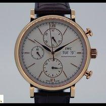IWC Portofino Rose gold Automatic Chronograph