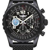 Breitling Chronospace Automatic Blacksteel Halcones Limited...