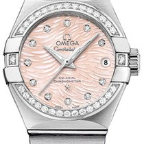 Omega Constellation Co-Axial Automatic 27mm 123.15.27.20.57.002