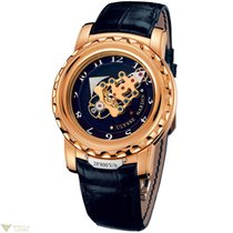Ulysse Nardin Freak 18k Rose Gold Men`s Watch
