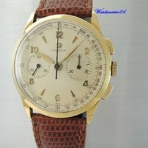 Omega Chronograph 320 -Gold 18k/750
