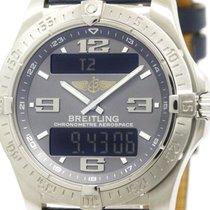 Breitling Polished Breitling Aerospace Avantage Titanium...