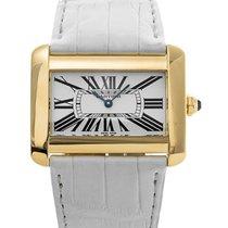 Cartier Watch Tank Divan W6300556