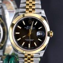 Rolex DateJust II 41mm 126303 Yellow Gold &Steel  jubilee...