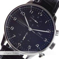 IWC Portugieser Chronograph Stahl IW371447