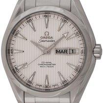 Omega - Seamaster Aqua Terra Annual Calendar : 231.10.43.22.02...