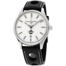 Frederique Constant Healey Automatic Silver Dial Leather...