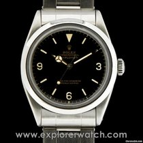 Rolex Explorer I 1016 Gilt Chapter Ring exclamation Point