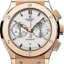 Hublot Classic Fusion Chrono King Gold Opalin Bracelet 45 mm