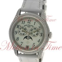 Patek Philippe Annual Calendar Ladies Complications, White...