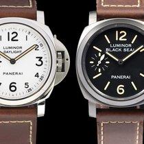 Panerai Pam 785 Luminor Black Seal & Daylight Special...
