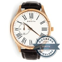 Zenith Heritage Ultra Thin Small-Seconds 18-2010-681-11-C498