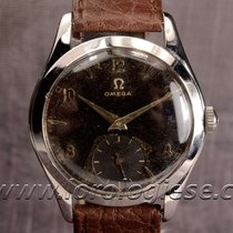 Omega Vintage 1950`s Ref. 2503 Classic Steel Watch Cal. 265...