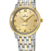 Omega De Ville Women's Watch 424.20.27.60.58.001
